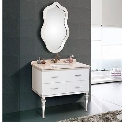 Tủ chậu phòng tắm inox 304 Moonoah MN 8801