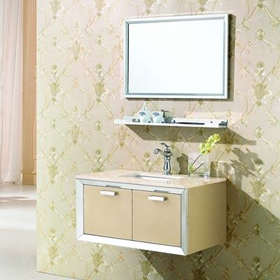 Tủ chậu phòng tắm inox 304 Moonoah MN 8809