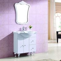 Tủ chậu phòng tắm inox 304 Moonoah MN 8813