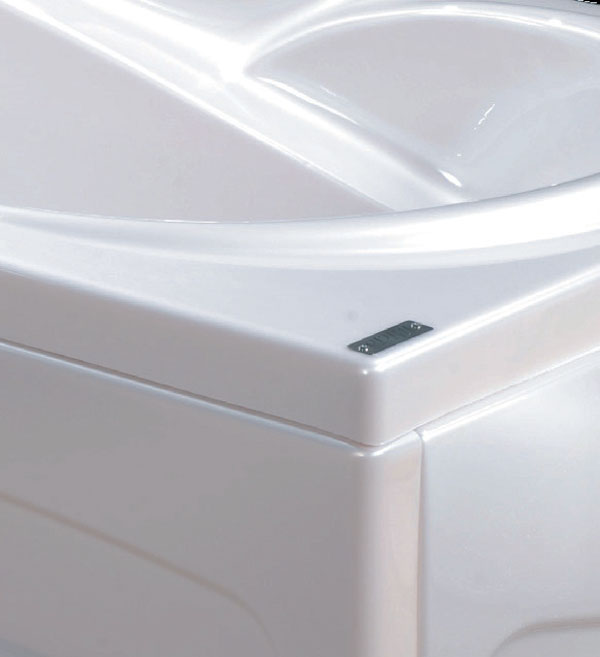 Bồn tắm MICIO PB-170R (Ngọc trai, Yếm phải)