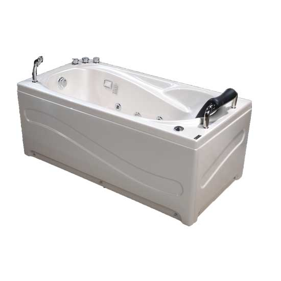 Bồn tắm massage ngọc trai MICIO PM-150L (Yếm trái)