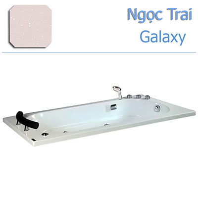 Bồn tắm xây massage MICIO PN-170M (ngọc trai)