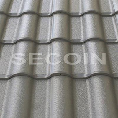 Ngói màu Secoin SE24 – Ngói sóng nhỏ
