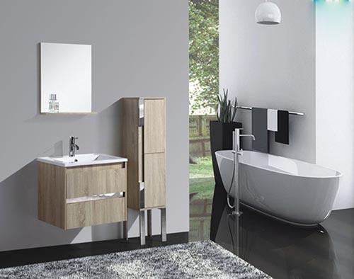 Tủ chậu phòng tắm bằng MDF