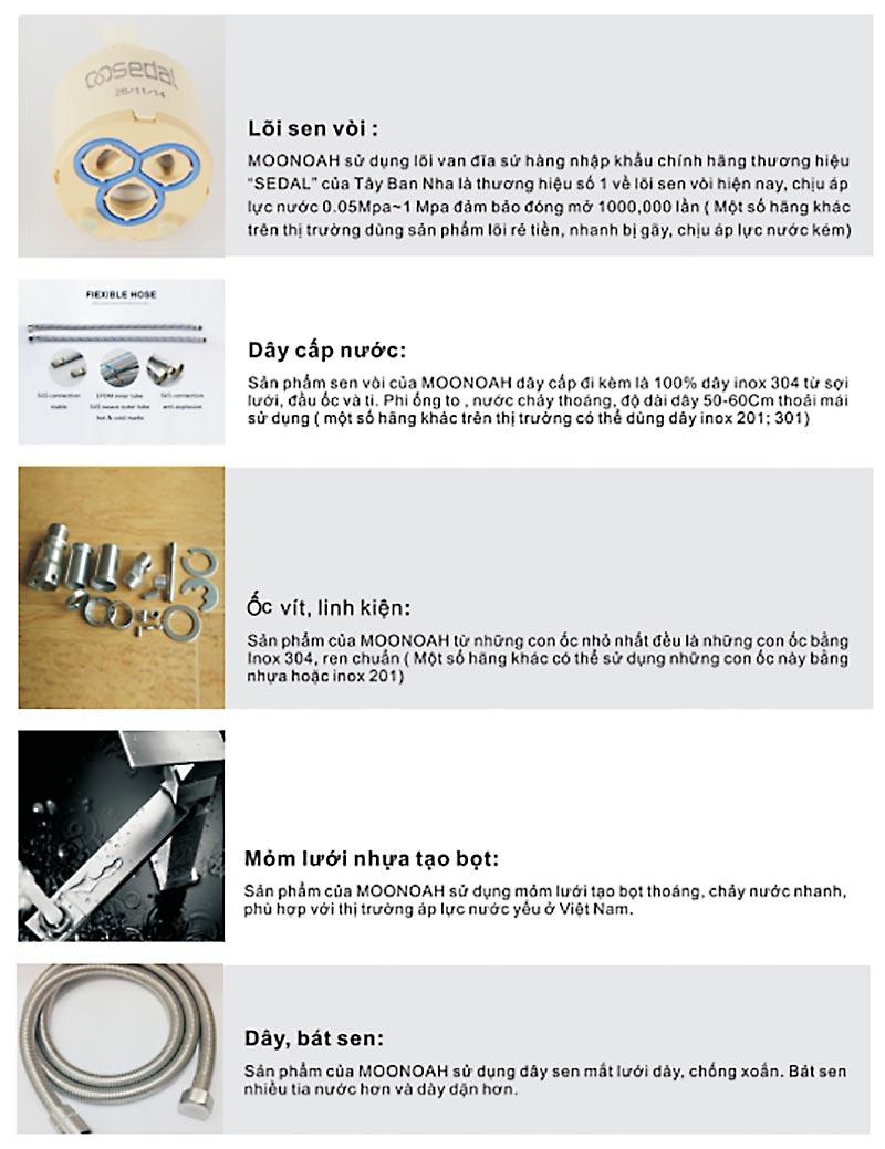 Thân vòi nước Inox 304 làm ra như thế nào? 1