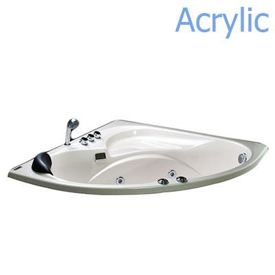 Bồn tắm xây massage Acrylic MICIO W-125M