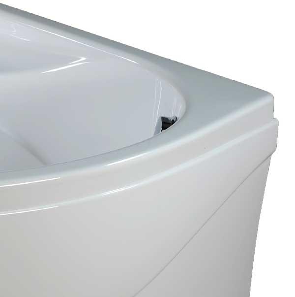 Bồn tắm góc MICIO WB-125T (Acrylic)