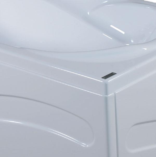 Bồn tắm MICIO WB-150L (Acrylic, Yếm trái)
