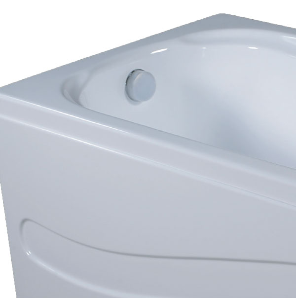 Bồn tắm MICIO WB-150R (Acrylic, Yếm phải)