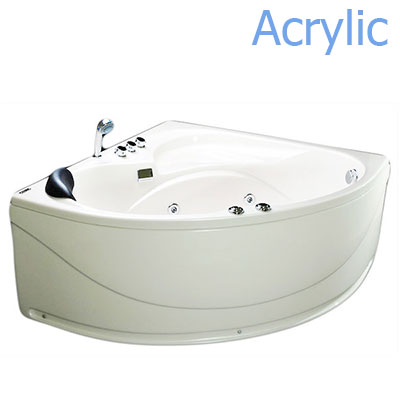 Bồn tắm massage Acrylic MICIO WM-125T