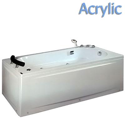 Bồn tắm massage Acrylic MICIO WMN-170R (Yếm phải)