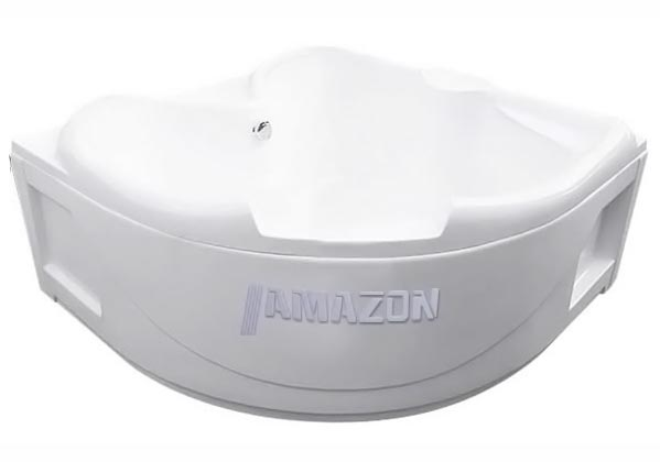 Bồn tắm góc AMAZON TP-7071 (ngọc trai galaxy)