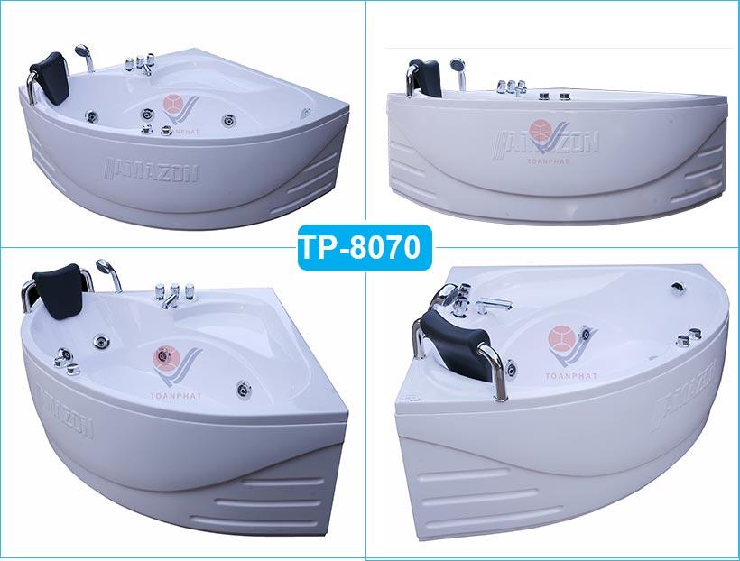 Bồn tắm massage Amazon TP-8070
