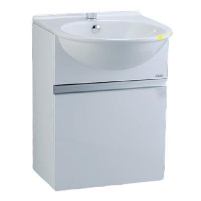 Tủ chậu rửa mặt lavabo Caesar LF-5302+EH-050V