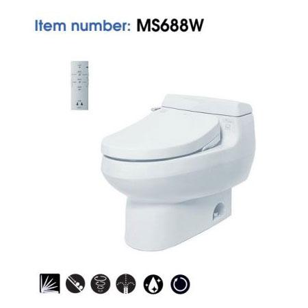 bồn cầu cảm ứng TOTO MS688W