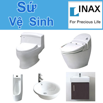 Catalogue sứ vệ sinh Inax