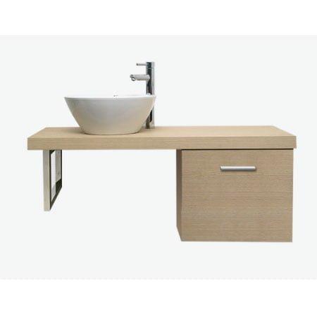 Tủ chậu cabinet phòng tắm Inax CB1206-4IF-B