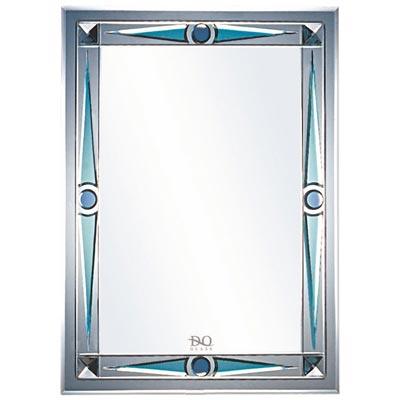 Gương phòng tắm Đình Quốc DQ4117 kích thước 60×80