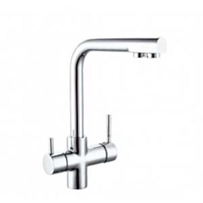 Vòi rửa bát 3 đường nước kết hợp RO AMTS 42055