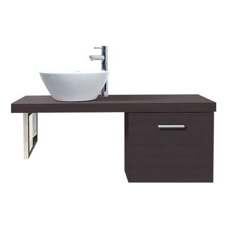 Tủ chậu cabinet phòng tắm Inax CB1206-5QF-B