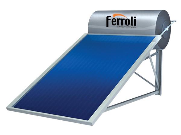 Thái dương năng Ferroli ECOTOP 120l Tấm phẳng