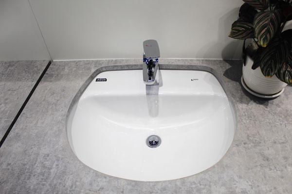 Chậu rửa âm bàn INAX AL-2094VEC