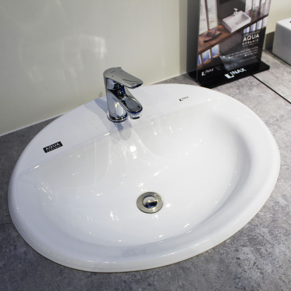 Chậu rửa âm bàn Inax AL-2395V
