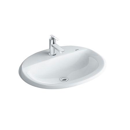 Chậu rửa âm bàn Inax L-2395V, AL-2395V