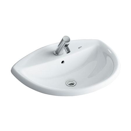 Chậu rửa âm bàn INAX L-2396V, AL-2396V