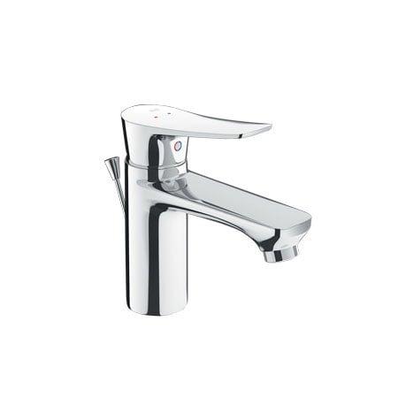 Vòi chậu rửa lavabo nóng lạnh Inax LFV-502S