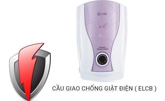 Bình nước nóng lạnh Centon CP007EP hệ thống chống giật an toàn