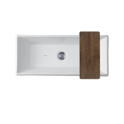 Chậu rửa mặt Lavabo NAHM NM-5836WT