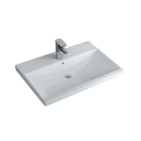 Chậu rửa âm bàn Inax L-2397V,AL-2397V