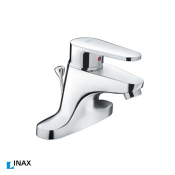 Vòi chậu rửa lavabo nóng lạnh Inax LFV-111S