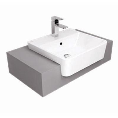 Chậu rửa mặt lavabo American 0519-WT (WP-F519)