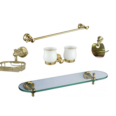 Bộ phụ kiện phòng tắm 5 món CleanMax series 3900