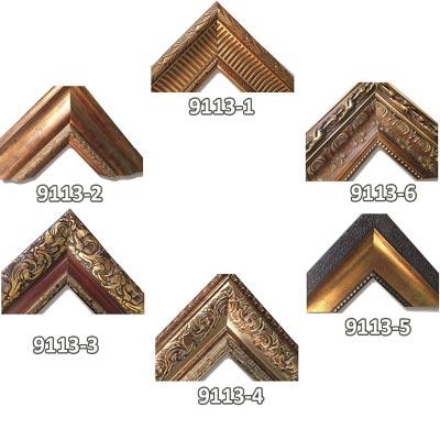 Gương khung gỗ Đình Quốc DQ9113
