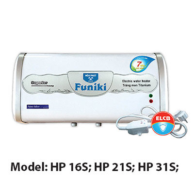 Bình nóng lạnh FUNIKI HP21S (21L)