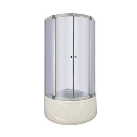 Phòng tắm vách kính GOVERN LV-90 (Kính trắng)