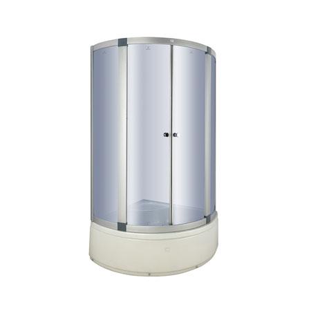Cabin tắm vách kính GOVERN LV-91P (đế ngọc trai)