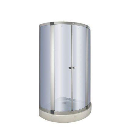 Phòng tắm vách kính Nofer LV-17P (Đế ngọc trai)