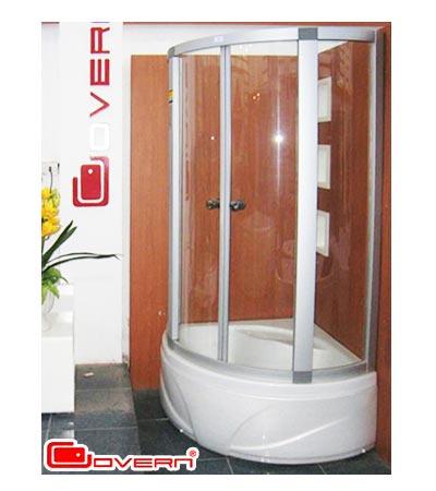 Phòng tắm vách kính GOVERN LV-90 (đế ngọc trai)
