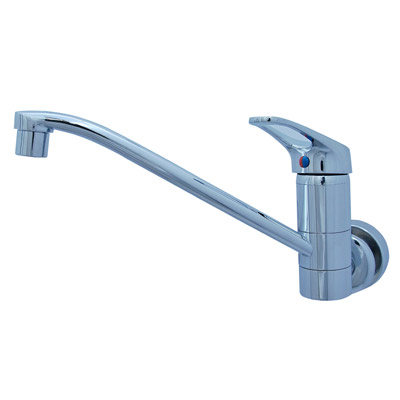 Vòi rửa bát 1 đường lạnh Dolson DL-05D(niken mạ crom)
