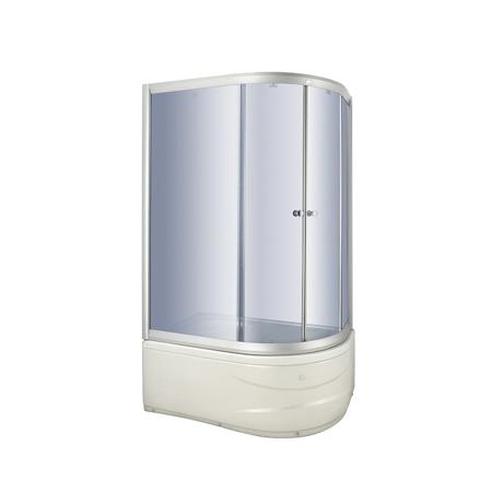 Phòng tắm vách kính GOVERN JS-8126P (đế ngọc trai)