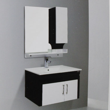 Tủ chậu PVC cao cấp BROSS BRS X-004N