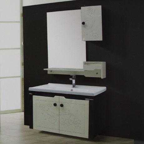 Tủ chậu lavabo nhựa PVC BROSS BRS 2026