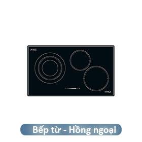 Bếp từ, bếp hồng ngoại Hafele