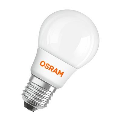 Đèn LED OSRAM bóng tròn Bulb LS CLA40 6W/865