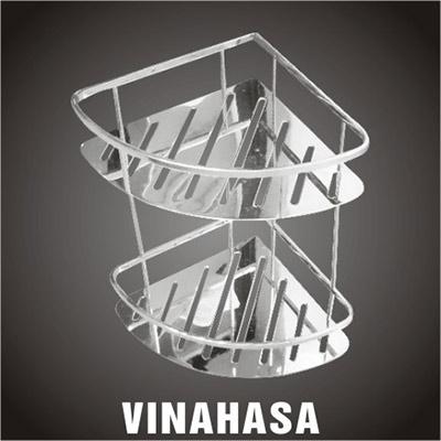 Kệ góc 2 tầng Vinahasa KK07