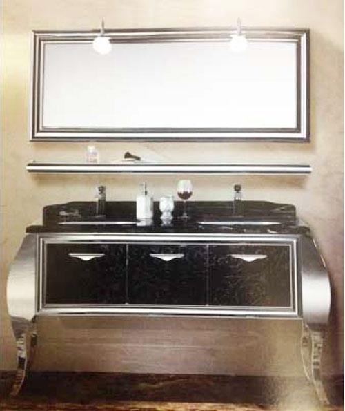 Bộ tủ chậu DADA A6696 (inox cao cấp)
